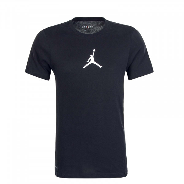 Herren T-Shirt Jumpman DFCT Black White