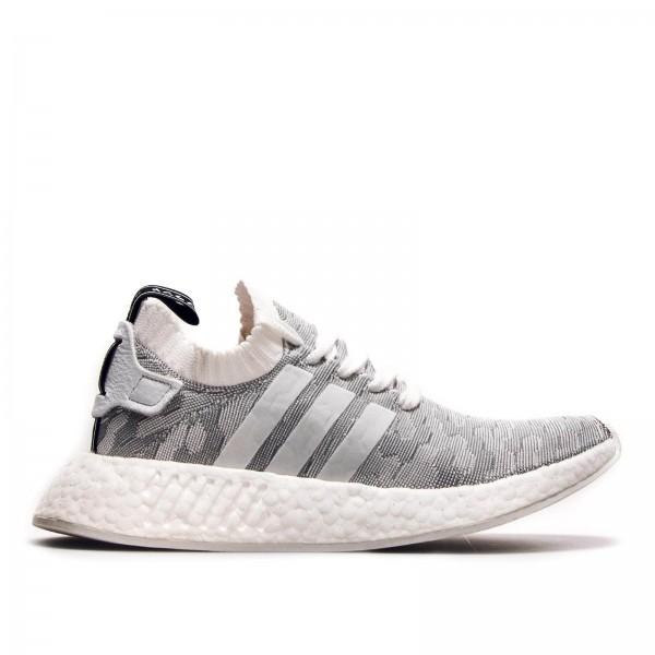 Adidas Wmn NMD R2 PK Grey White