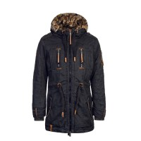 Naketano Parka Last Don Mede Black