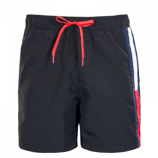 Herren Boardshort SF Medium Drawstring Black