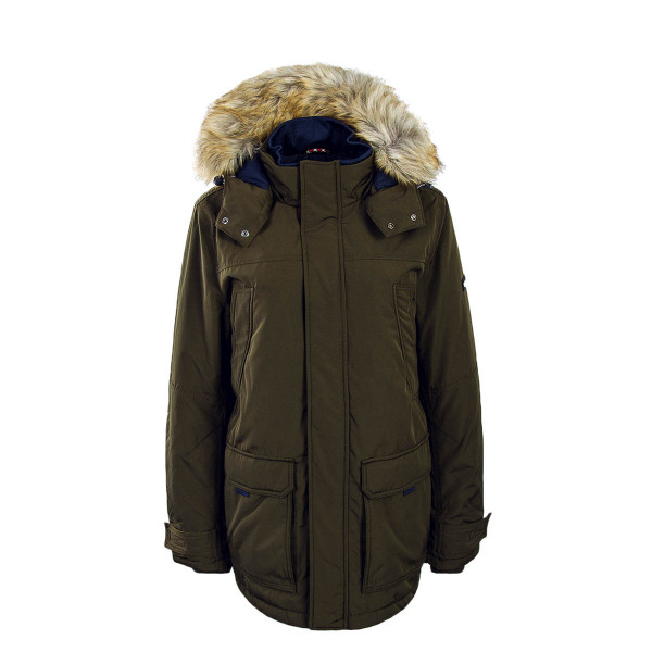 Tommy Parka Technical Forest