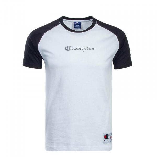 Herren T-Shirt 2280 White Black