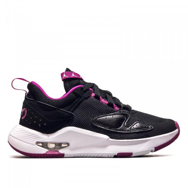 Damen Sneaker Air Cadence Black White Cactus Flower