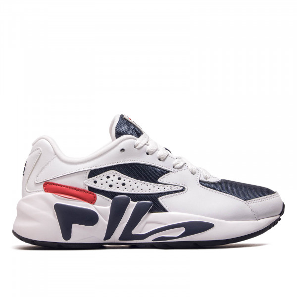 Damen Sneaker Mindblower White Navy Red