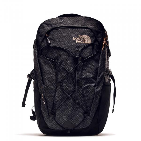 Backpack Borealis Grey Black