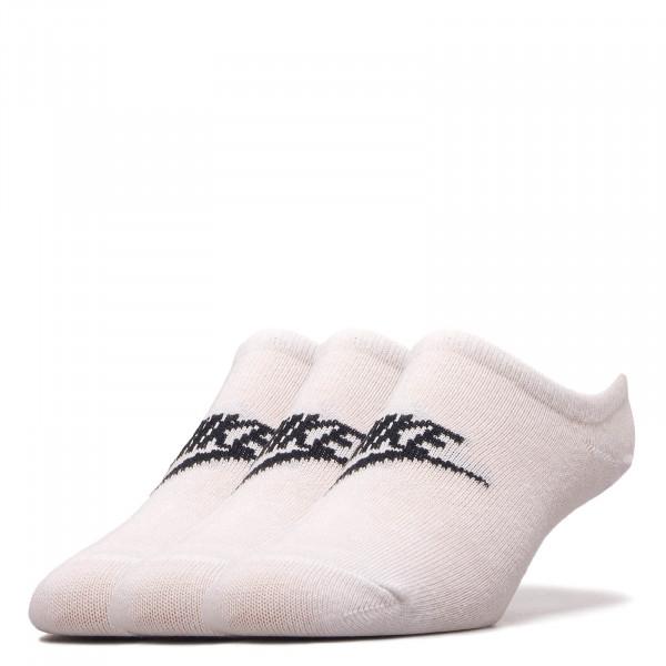 Socken 3erPack Everyday White Black