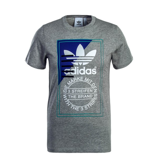 Adidas TS Tongue Label 2 Grey Purpel