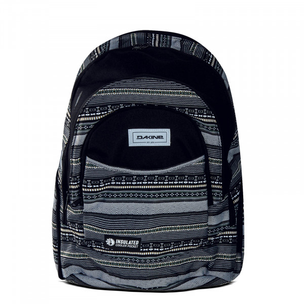Dakine Backpack Prom Zion Grey Black
