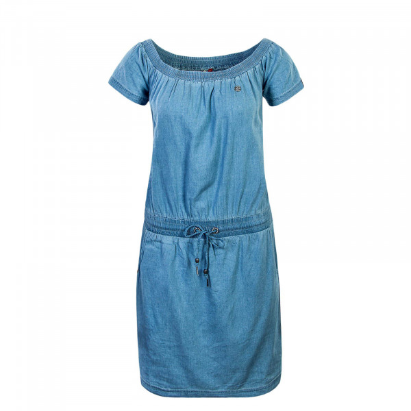 Damen Kleid Everly Light Blue