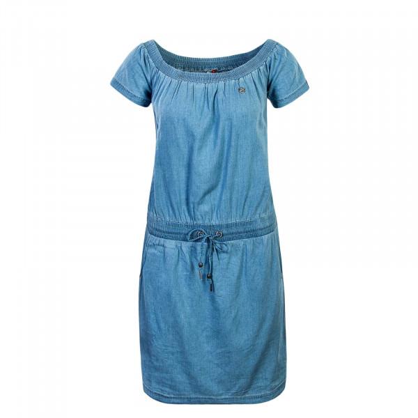 74991b53d2b6 Damen Kleid Everly Light Blue
