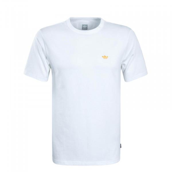 Herren T-Shirt Mini Shmoo White Yellow