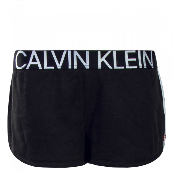 CK Wmn Sleep Short Black