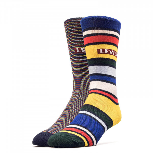 Socken 2er-Pack 168SF Regular Stripe Mult