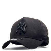 New Era Cap Aframe NY Black