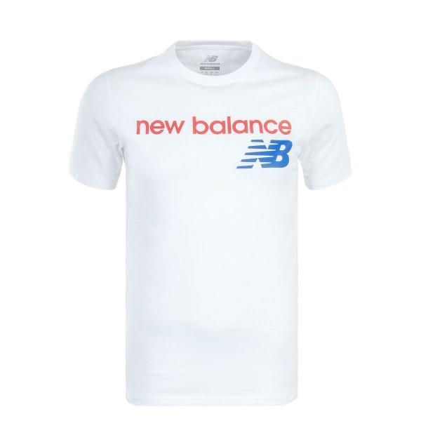 New Balance TS Athletics White Red