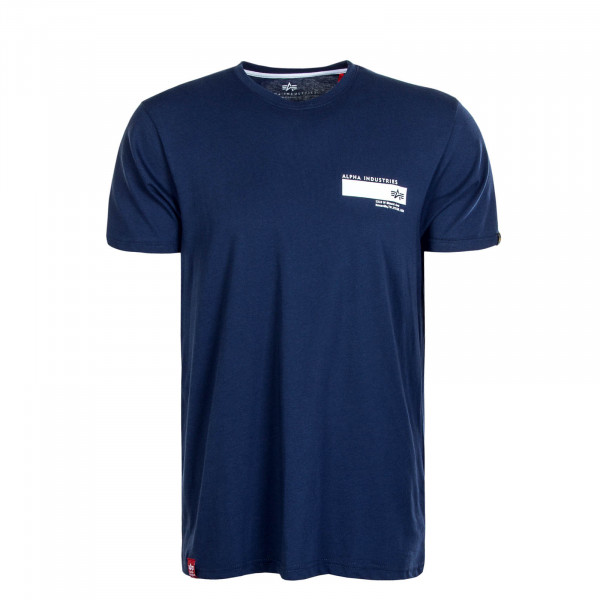 Herren T-Shirt Blount Ave New Navy