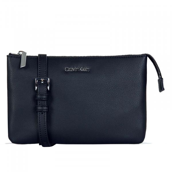 Damen Tasche - Double Compartment - Black