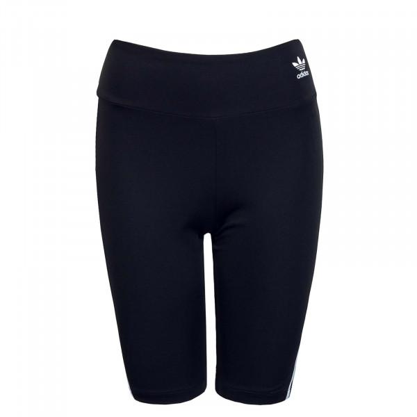 Damen Shorts Tights FM2574 Black White
