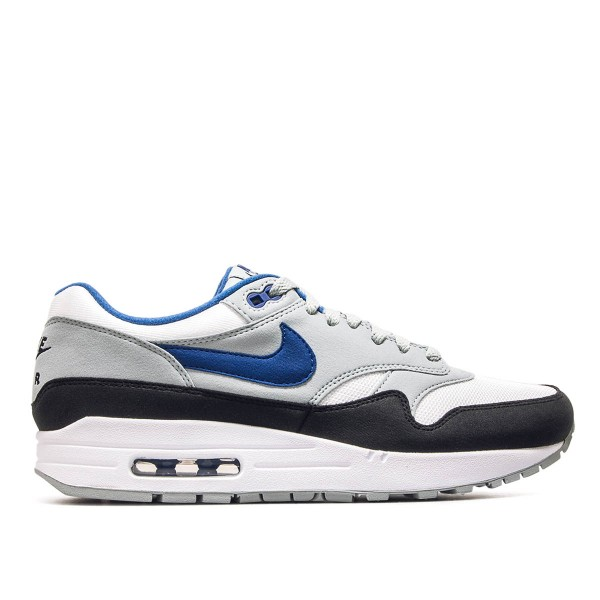 Nike Air Max 1 White Black Grey Blue