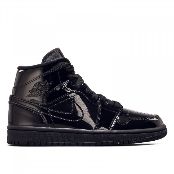 Damen Sneaker Air Jordan 1 Mid Black