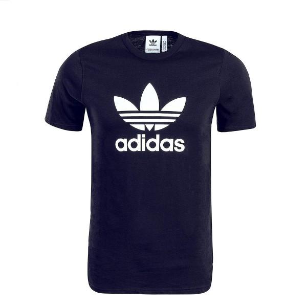 Adidas TS Trefoil Black White