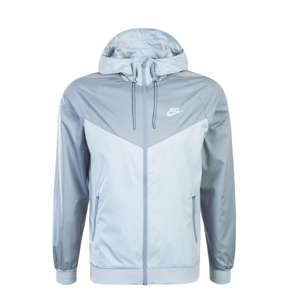 Nike Jkt Windrunner Grey