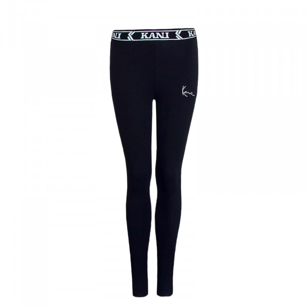 Leggings Signature Black White