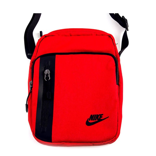 Nike Bag Tech Small Items Red Black