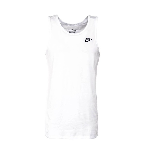 Nike Tank Club White
