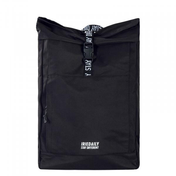 Iriedaily Bag Minimentum Rolltop Black