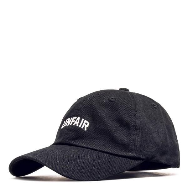 Unfair Cap Unfair Black