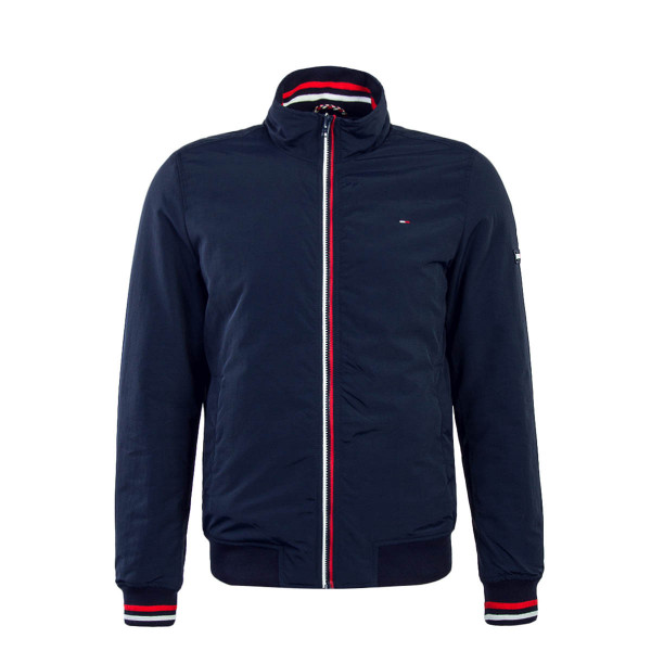 Tommy JKT TJM Essential Padded Navy