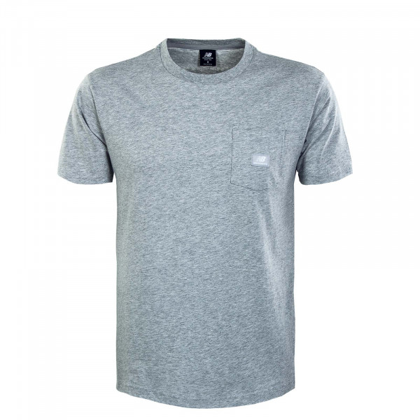 Herren T-Shirt - Athletics Higher Learning - Grey