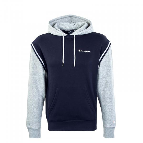 Herern Hoody - 216582 Sweatshirt - Navy