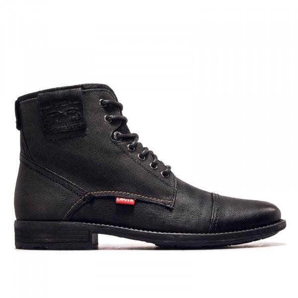Herren Schuh Fowler Black