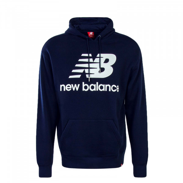 New Balance Hoody MT83585 PGM Navy White