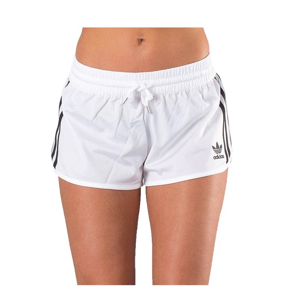 Adidas Wmn Short Loose White Black