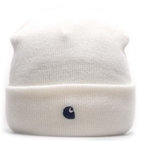Carhartt Beanie Madison White Blue