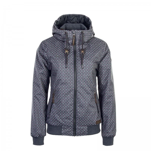 Ragwear Wmn Jkt Nuggie A Grey Point