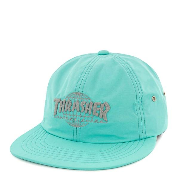Huf X Thrasher Cap 6Panel TDS Mint