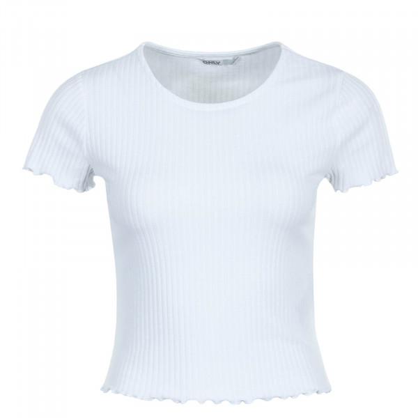 Damen T-Shirt Emma White