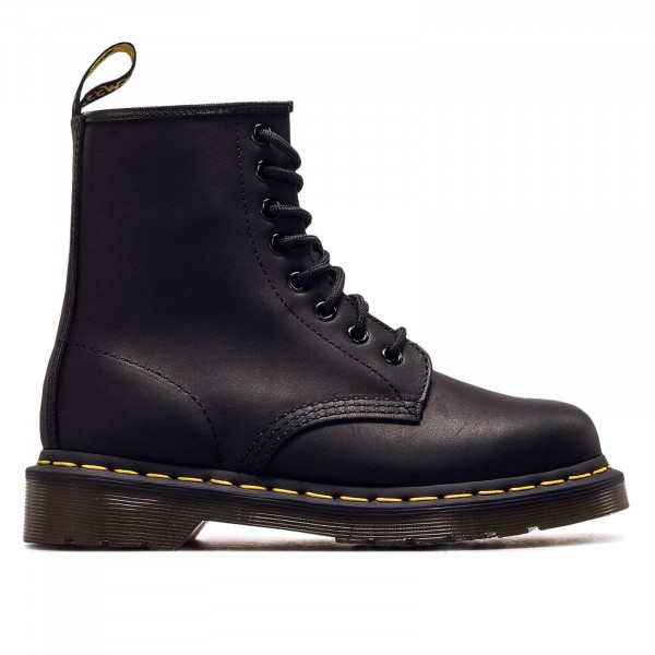 Dr Martens 8Eye Greasy Black