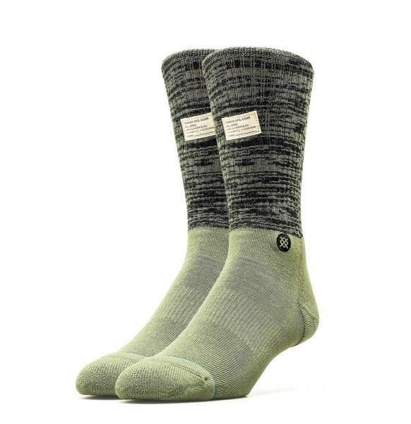 Stance Socks Anthem Kilo Olive