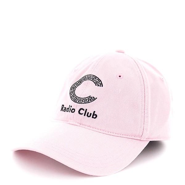 Carhartt Cap Radio Club Logo Vegas Pink