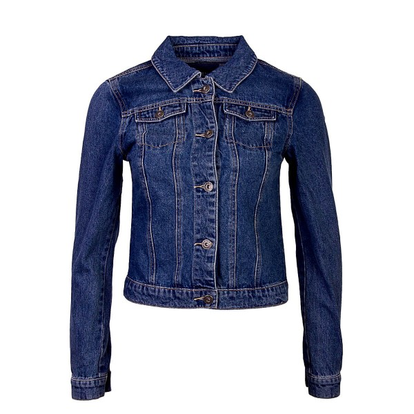 Only Jeans Jkt Darcy Medium Blue