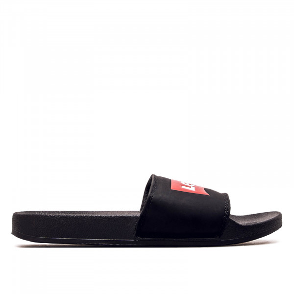 Herren Slide June Batwing Black