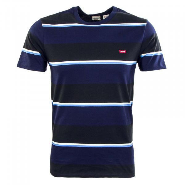 Herern T-Shirt - Original HM - Offbeat Peacoat