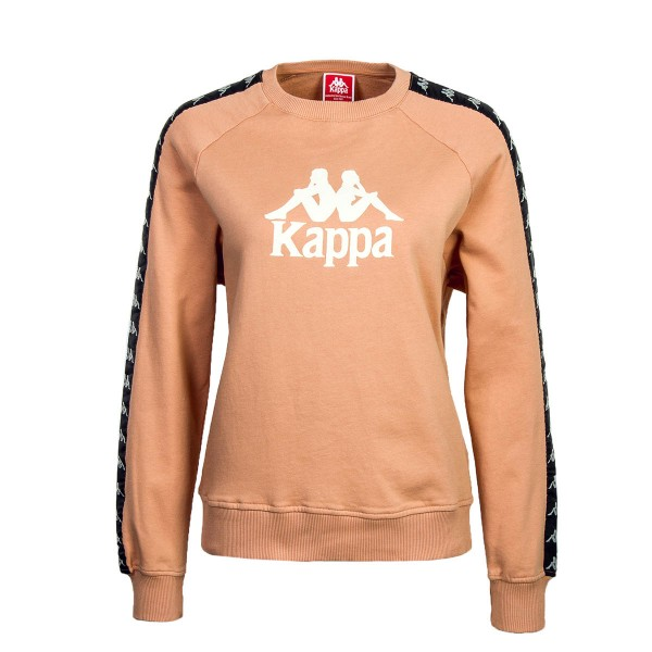 Kappa Wmn Sweat Tagara Dusty Coral