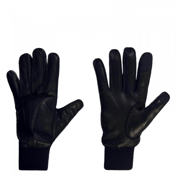 Alpha Gloves B3 Leather Black