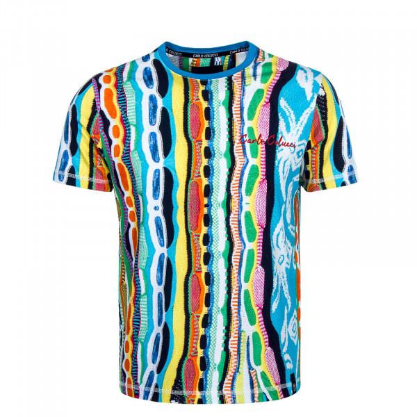 Herren T-Shirt 3129 Yellow Green Sky